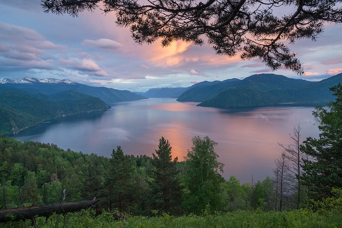 Алтай - Телецкое озеро